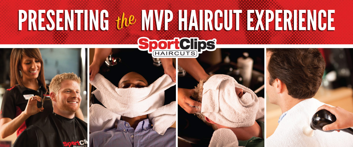 The Sport Clips Haircuts of Port Orange  MVP Haircut Experience